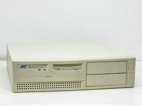 AST Bravo LC P/75 Bravo LC P/75 Desktop Computer 4 ISA Slots 501798-401