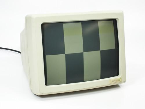 """Zenith ZMM-149P  12"""" Greyscale VGA Monitor 15 pin - no base"""