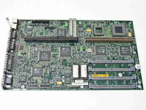 Dell 386 AT System Board 18666A (18666)