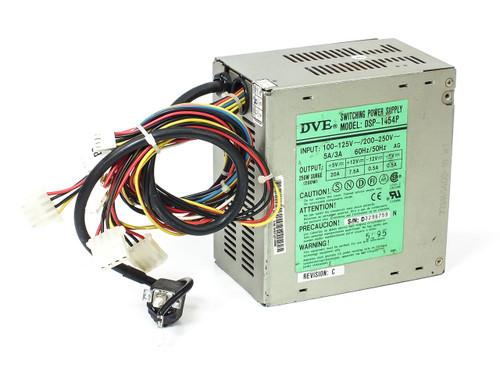 DVE DSP-1454P  200 W Power Supply