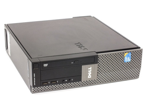 Dell Optiplex 960 SFF Intel Core 2 Duo 3.0GHz 2GB RAM 80GB HDD