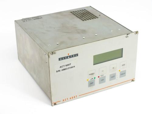 Alcatel ACT 600T  Turbo Pump Controller