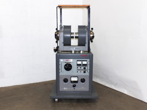 Varian V-4004  Four Inch Electromagnet System with Cabinet and Power Supply