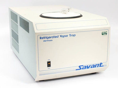 Savant RVT400-120  Benchtop Refrigerated Vapor Trap 4L -50