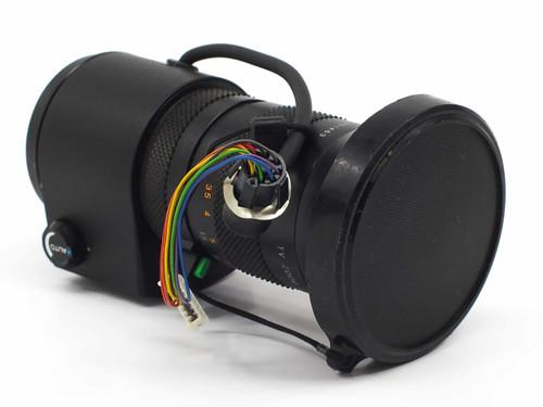 Fuji H6X12.5DM  1 1.4/12.5-75mm C Mount TV Zoom Lens