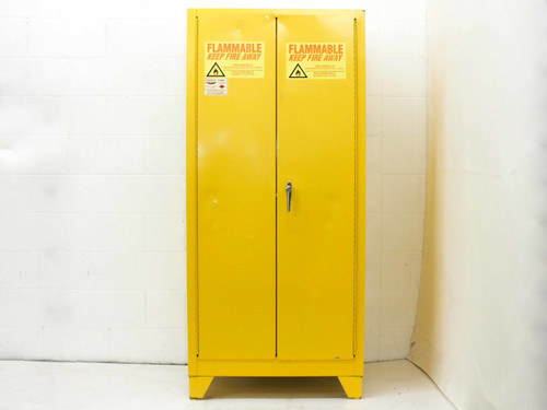 Eagle  1962LEGS 1962LEGS 60 Gallon Tower Safety Cabinet for Flammable Liquids