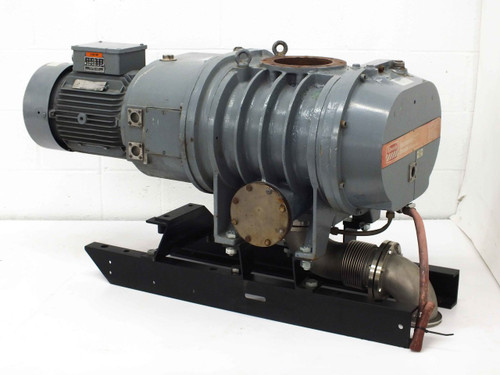 Edwards EH2600  Blower Vacuum Mechanical Booster Alpak BS5000PT Induction Motor