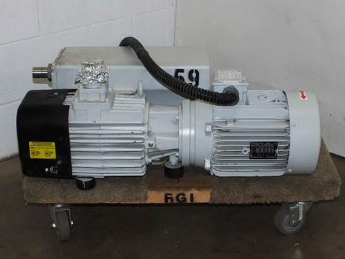 Oerlikon Leybold SV100B  70 CFM SOGEVAC Rotary Vane Vacuum Pump 960512