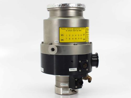 Leybold 341MCT TURBOVAC Turbomolecular Turbo Pump Magnetic Bearings Magnetlager