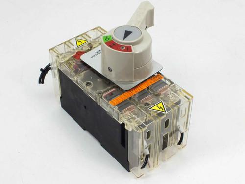 Moeller NZMH 4-16  Circuit Breaker with Indicating Handle