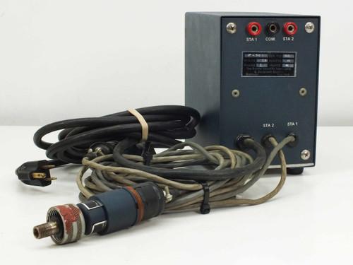 Bendix Scientific Instruments GT-340A  Thermistor Gage/Gauge Meter with Two GT-034 Gauge Tubes