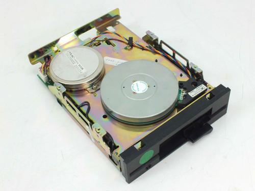 "Teac FD-53B-01-U  360K 5.25"" Floppy Disk Drive Black Faceplate"