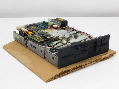 "Toshiba FDD 5452C0K  360K 5.25"" Floppy Disk Drive Black Faceplate"