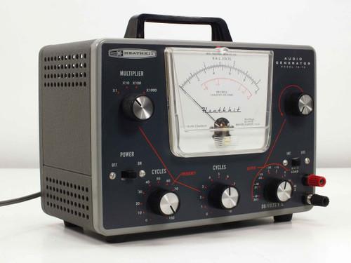 Heathkit IG-72  Audio Generator