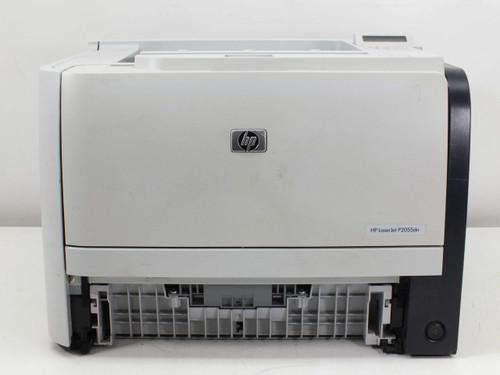 HP CE495A P2055dn Monochrome Printer missing paper tray plastic handle