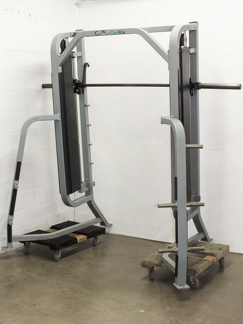 CadEx PL 300  Seven Degree Smith Machine Squat Fitness System