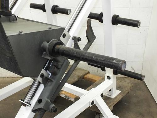 hoist leg press machine