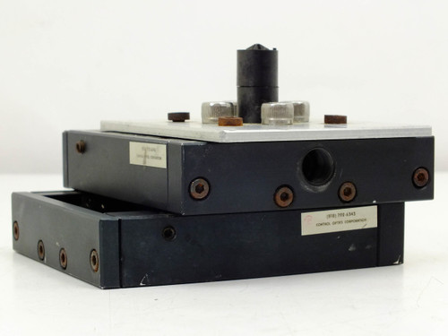 """Control Optics X-Y  Linear Stage Table with 1"""" of Travel"""