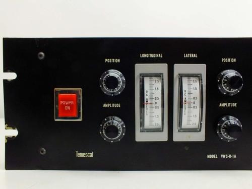Airco Temescal VWS-R-1A  Sweep Control - 0505-4580-0 - config 3