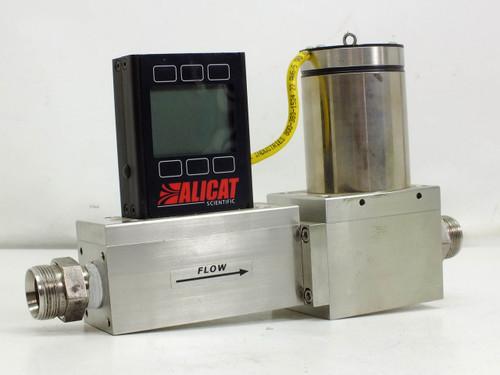 Alicat Scientific MCR-250SLPM-D/10M  N2 Digital Mass Flow Controller 200
