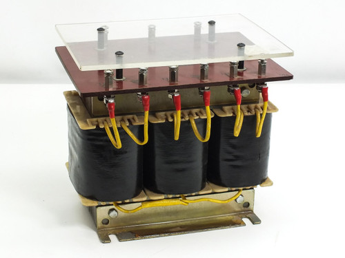 San Lang Electric 6 KVA  380 Volt wye to 220 Volt wye 3 Phase Transformer