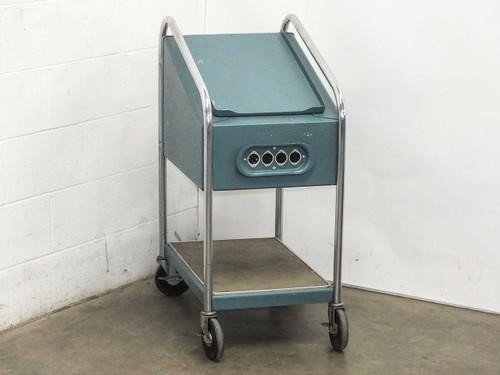 Tektronix 500A  Scope-Mobile Oscilloscope Cart