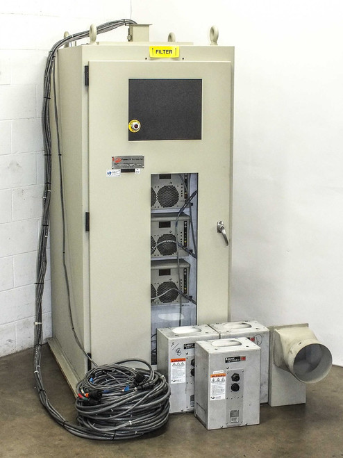Fusion UV Systems MPE-LH10-4/3  Light Hammer 10 Irradiator/Curing System with Bulbs and Power Supplies