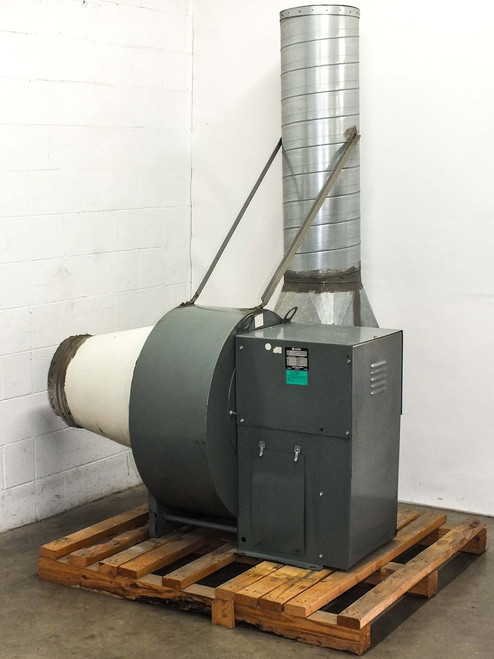 Loren Cook Company 180 CPV  Centrifugal Vent Set Blower with Motor
