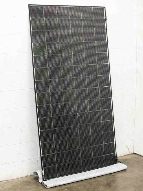 Nanosolar 30 Volt 160 Watt 5.5 Amp Utility Panel 160 Frameless CIGS Glass Solar Panel