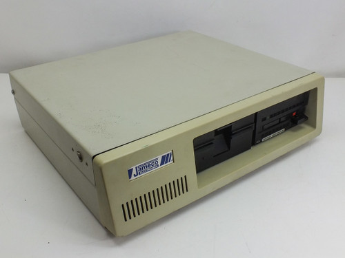 "Jameco Computer  IBM Compatible XT Desktop P8588, 32MB HD, 448KB Mem, 5.25"" Floppy"