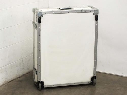 A&J Cases PP4-133  ATA DJ Flight Road Case 31 x 24 x 10 Wheels