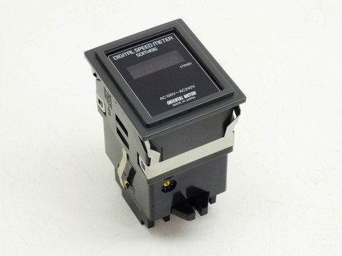 Oriental Motor SDM496  Digital Motor Speed Indicator Display