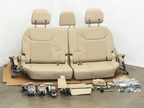Lexus 71300-60010-A2  LX570 Rear Seat Assembly 2010 - 1 Pair