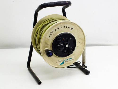 "Heron 300ft / 90m  Water Level Meter with 7"" Probe"