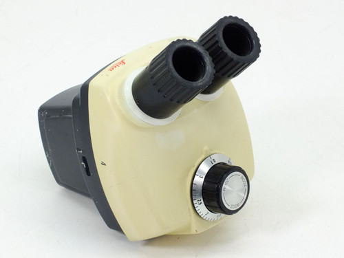 Leica StereoZoom 4  Microscope Head 0.7x-3.0x Zoom Magnification