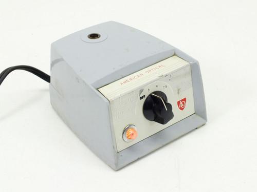 American Optical 651  Light Source / Illuminator Transformer