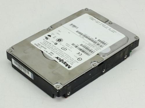 Maxtor 8J147J024075F  146GB ULTRA320 80 PIN SCSI Hard Drive Dell PN 0YC952
