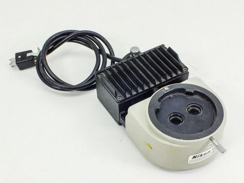 Nikon SMZ-10  Stereo Microscope Coaxial Illuminator 1.5x