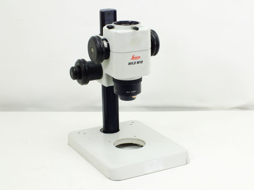 Leica Wild M10  Stereo Microscope Focus Drive with 1.6x Objective