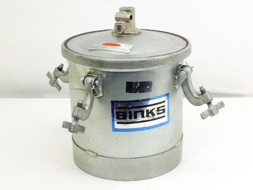 Binks 83-5661  2.8 Gallon Pressure Paint Pot
