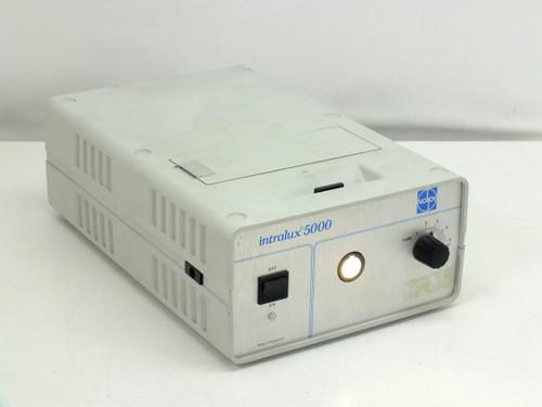 Volpi Intralux 5000  Fiber Optic Light Source - White Case