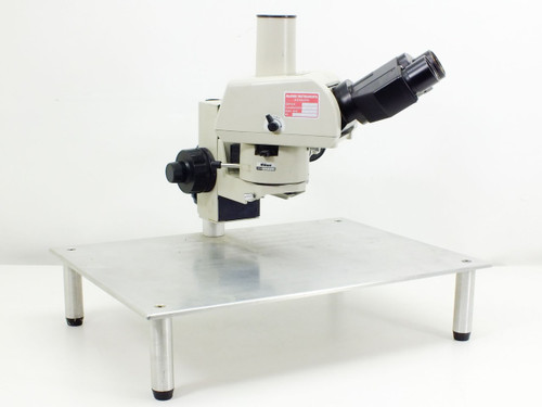 Nikon Microscope  with Stand