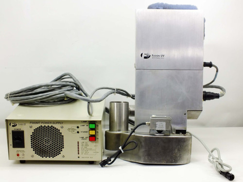 Fusion UV Systems I300MB / P300MT  Irradiator/Curing Unit with Bulb and P300S Power Supply