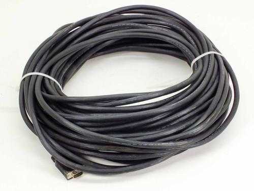 100FT VGA SVGA  Cable Black