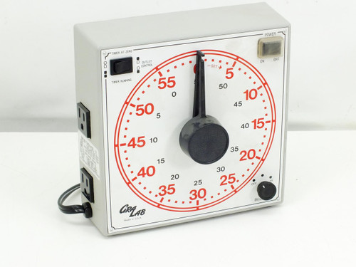 GraLab Model 171  Darkroom Laboratory Timer