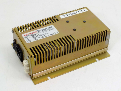 Pfeiffer TPS 200  Power Supply