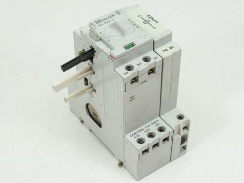 Eaton Moeller RS-PKZ 2  Circuit Breaker 220-240V AC/DC