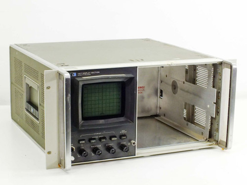 HP 2205A / 141T  Spectrum Analyzer Display Section and Enclosure