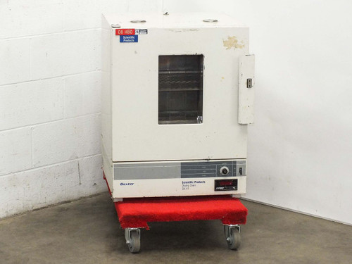 Baxter Scientific Products DX-41  Laboratory Drying Oven