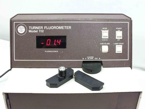 Sequoia - Turner 112-003  Model 112 Turner Fluorometer